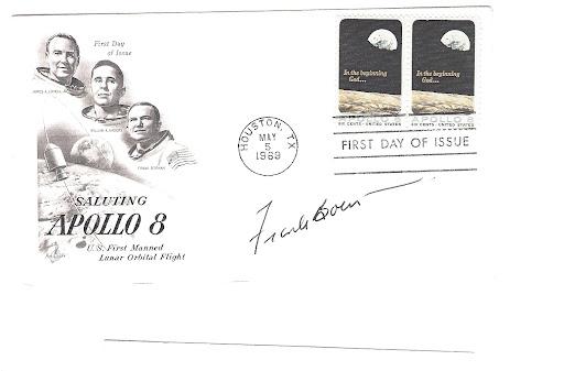 Frank Borman – Gemini 7,