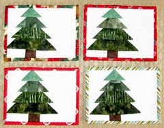 1311151 Nov 15 Christmas Tree Mug Mats