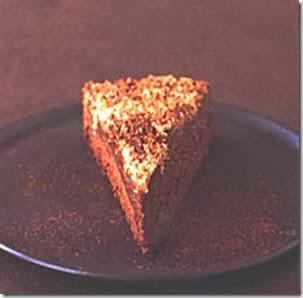 Amaretti Chocolate Cake Delia Smith