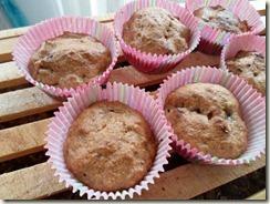 muffins van dichtbij