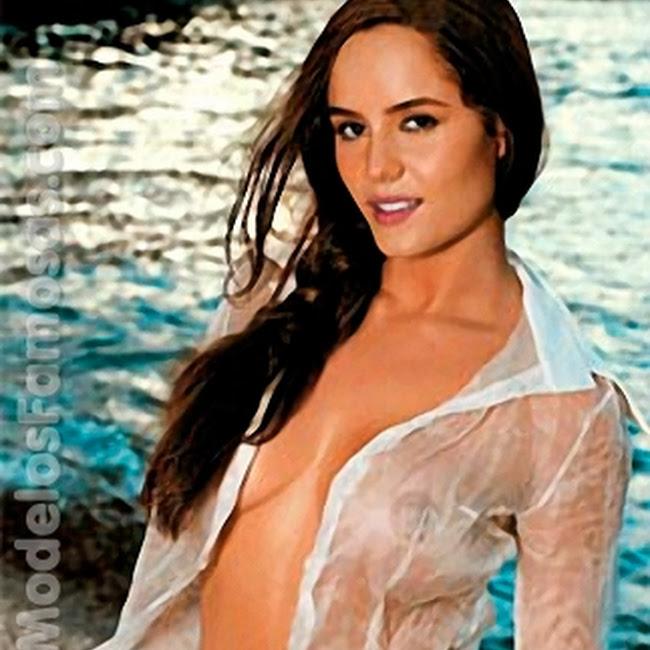 Ana Lucia Dominguez Desnuda Interviu 004 Ana Lucia Dominguez   Desnuda Para La Revista Interviu