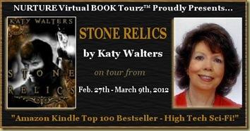 Stone Relics Nurture Tour Banner