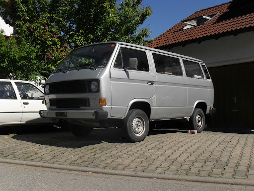 "VW T3 SYNCRO ""EX- SWISS ARMY"""