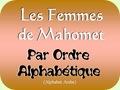 Les Femmes de Mahomet