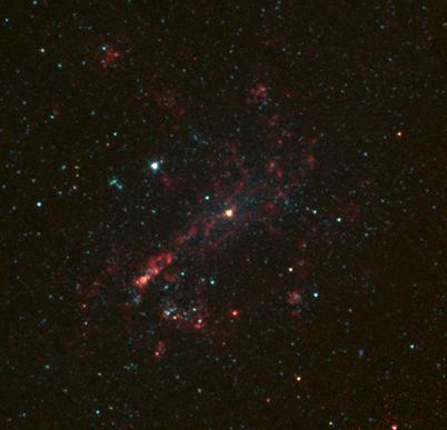galáxia NGC 4395
