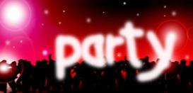 dreamstimefree_3341882 -party word