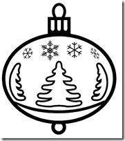 bola de navidad colorear (4)
