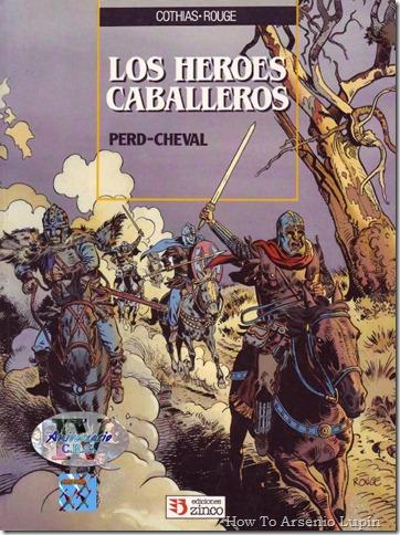 2012-07-03 - Los Heroes Caballeros - Patrick Cothias