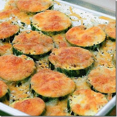 Baked-Zuccini-With-Mozzerella