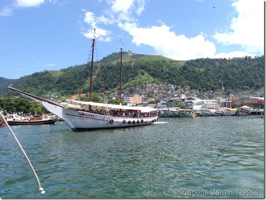 Angra dos Reis_RJ Passeio de barco
