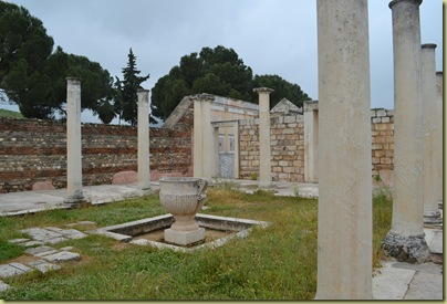Sardis Synagogue Forecourt