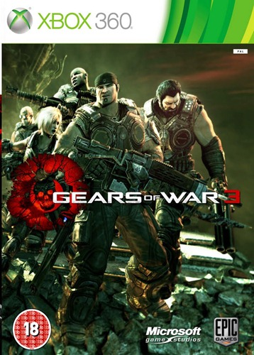 Gears Of War 3 Brazil - Wellyson Gomes
