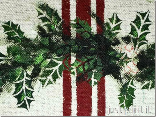 Painted-Holly-Pillow-K