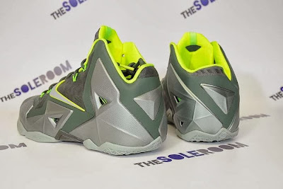nike lebron 11 gs dunkman 5 04 Nike LeBron 11 Dunkman Drops on December 31st