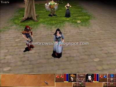 Darkstone screenshot 1