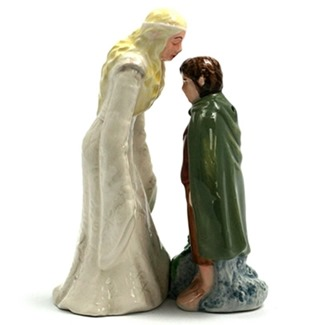 LOTR S&P Shakers - Frodo Kiss from NeatoShop