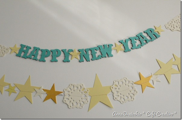 Sizzix Big Shot - New Years Eve Party (2)