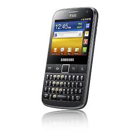 Samsung Galaxy Y Pro Duos Dual Sim Spesifikasi dan Harga