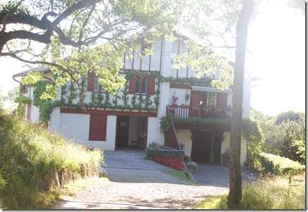 Larretxea - Sendero del litoral, Domaine D'Abbadia- Abbadiako eremua , Hendaia - Sokoa, 1º etapa, 19 de Julio de 2012 -  60