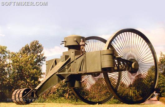 tsar tank russia