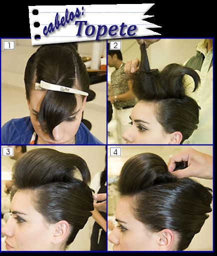 Penteados femininos