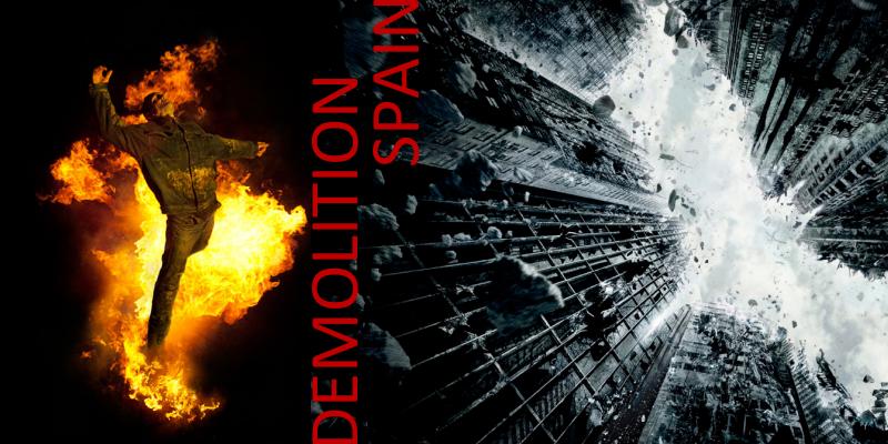 Demolition spain