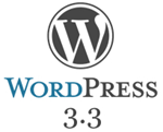 Update to wordpress3.3