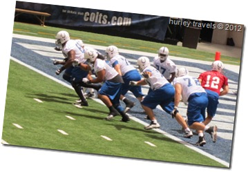 Indianapolis Colts 2012