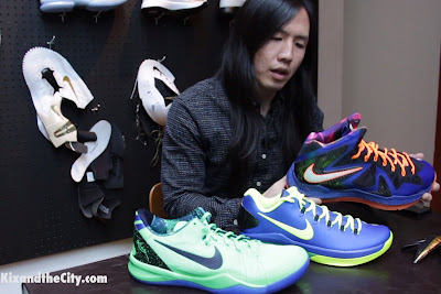 nike lebron 10 xx elite collection superhero pack 1 01 Leo Chang Breaks Down the Nike Basketball Elite 2.0 Collection