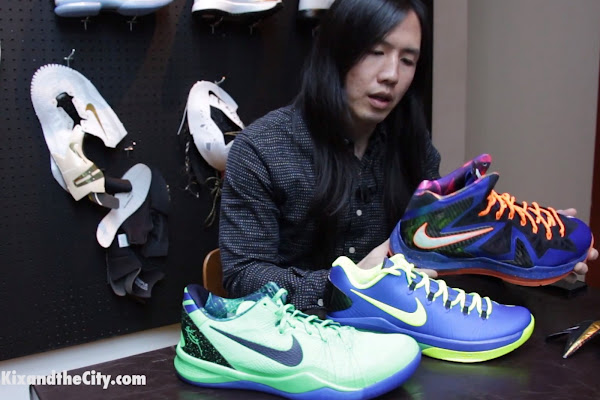 Leo Chang Breaks Down the Nike Basketball Elite 20 Collection