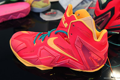 nike lebron 11 xx ps elite introduction sneakernews 1 11 Elite 3.0: Behind the Scenes with the Nike LeBron 11 Elite