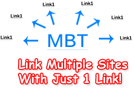 linking multiple sites