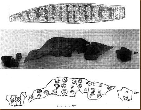 Diadema sepultura 7 - Necrópolis de Valtierra