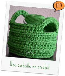 Corbeille-crochet