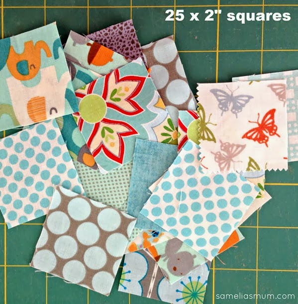 Scrappy Quilted Trivet Tutorial