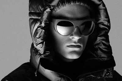 Charlie Westerberg @ DNA/Ford Homme by Stefan Heinrichs for Mykita/Moncler Eyewear, 2011.