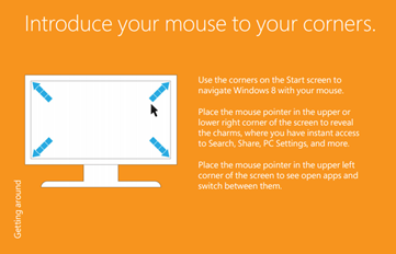 Windows 8 User Training Brochure Download