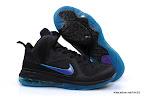 lbj9 fake colorway hornets 0 01 Fake LeBron 9