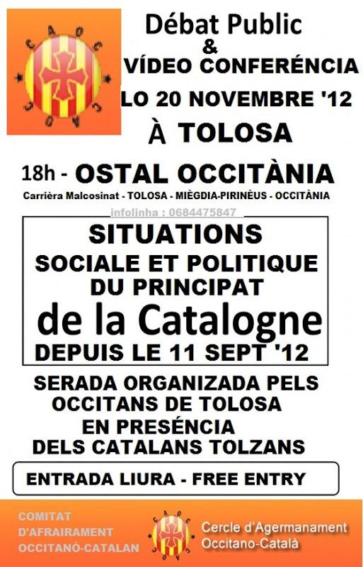20 novembre a Tolosa