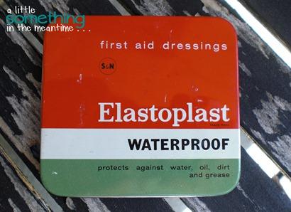 Elastoplast Tin