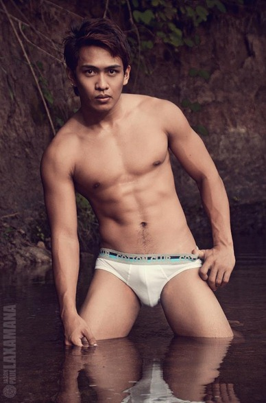 cotton club hottie AJ Sinson 2