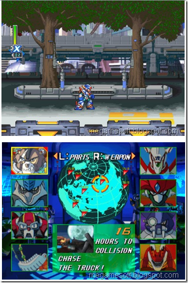 Download Megaman X5 PC Games [Full, RIP]