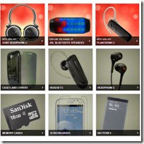 Flipkart:Buy Mobile accessories at upto 90% off, Pouch, Headphones etc