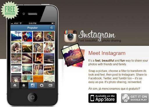 Facebook comprou Instagram por US$ 1 bilhão em ações