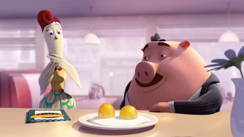 El huevo o la gallina - cortometraje