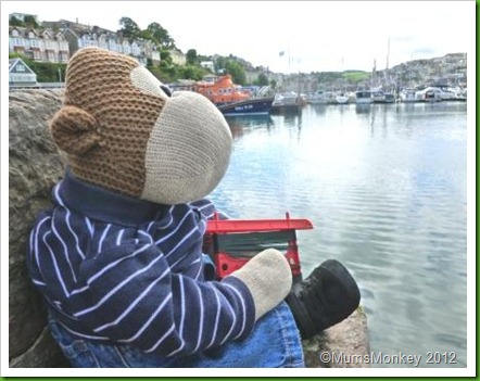 Crabbing Brixham