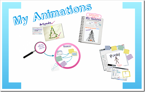 My Animations Prezi