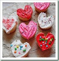 valentine cupcake 2