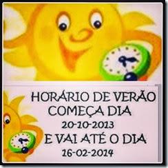 Horario de Verao Brasileiro