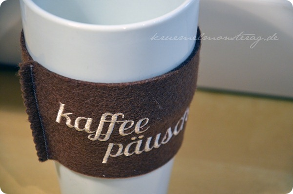 Lattejacke Coffee